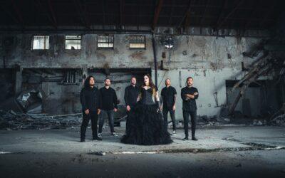 La banda de gothic metal TRAIL OF TEARS regresa a la escena renovados