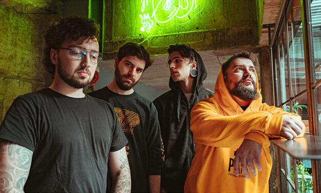 THREATS presenta un nuevo single llamado «Crash and Burn»