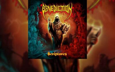 Review: BENEDICTION está de vuelta con «Scriptures» (2020 – Nuclear Blast)