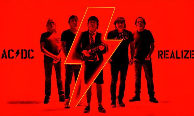 AC/DC publica el single «Realize» como aperitivo de su nuevo trabajo