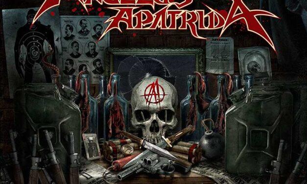 ANGELUS APATRIDA anuncia nuevo disco de título homónimo y primer adelanto