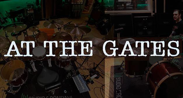 AT THE GATES ya está grabando su esperado nuevo álbum