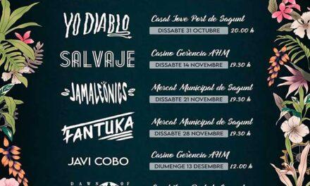 DAWN OF EXTINCTION actuará el 26 de diciembre en Valencia y prepara nuevo single