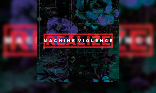 Review: REALIZE redefine el metal industrial con «Machine Violence»