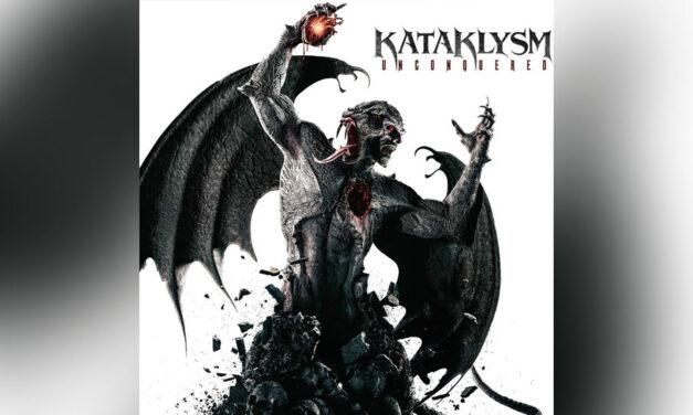 Review: KATAKLYSM y su último disco «Unconquered»