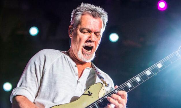 Un mes sin Eddie Van Halen
