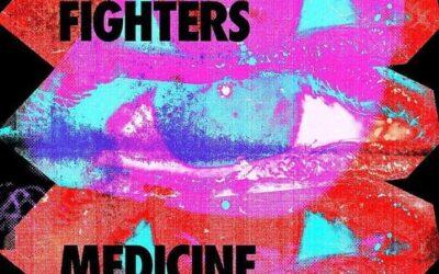 FOO FIGHTERS publican el primer single de su nuevo disco «Medicine At Midnight»