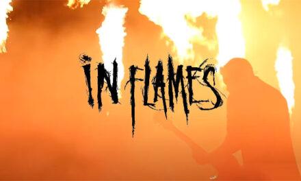 IN FLAMES lanza un nuevo videoclip de «Stay With Me»