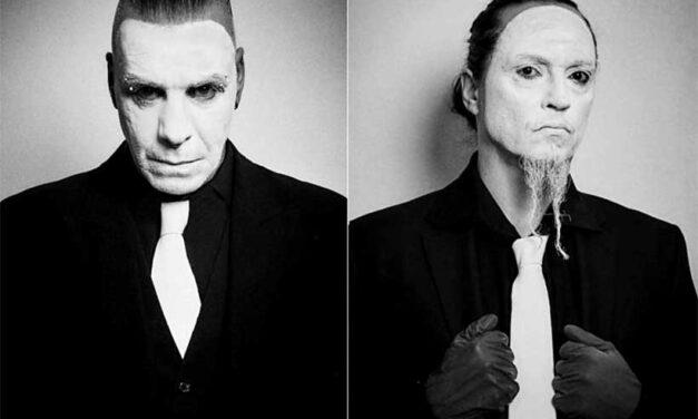 Till Lindemann y Peter Tägtgren ponen fin a su colaboración en LINDEMANN