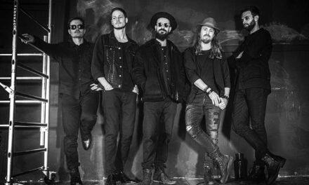 LUBACK presenta en Madrid «The Measure of the Step», su nuevo disco