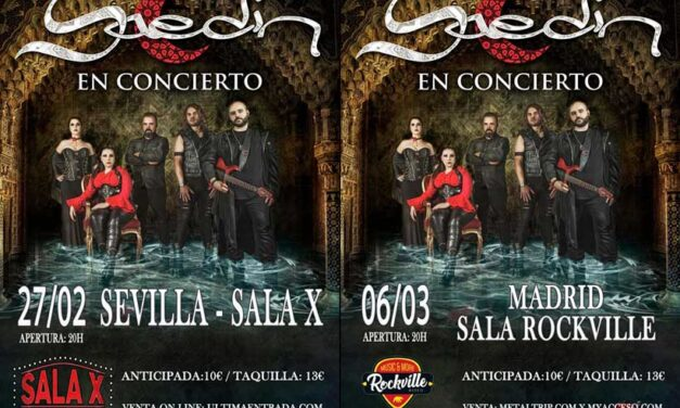 SAEDÍN confirma las primeras fechas para presentar «Entre ríos»