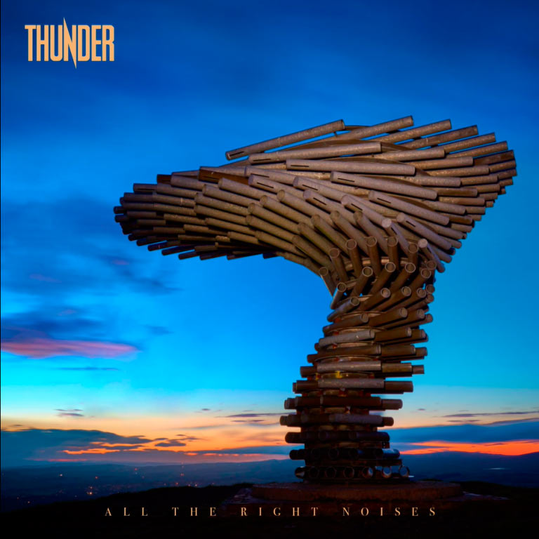 thunder all the right noises