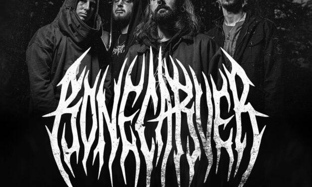 «Evil» es el nuevo videoclip de BONECARVER