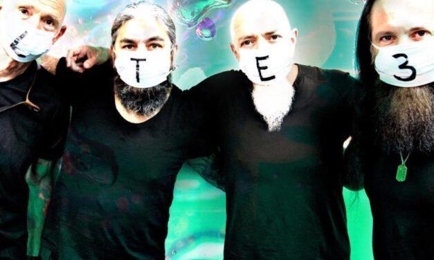 LIQUID TENSION EXPERIMENT vuelve con un aperitivo de su nuevo álbum