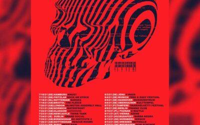 COMBICHRIST anuncia gira por Europa en 2021 con 2 fechas en España