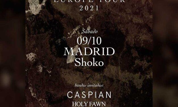 CULT OF LUNA llegará de gira a España en octubre de 2021