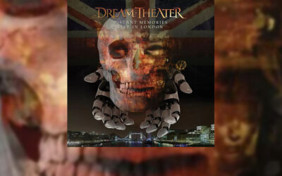 Review: DREAM THEATER vuelve con «Distant Memories – Live at London 2020»