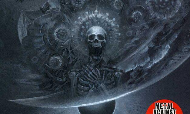 Escucha el primer single del proyecto METAL AGAINST CORONAVIRUS