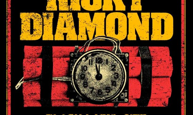 RICKY DIAMOND desvela nuevo single de «Black Label Site Sessions»