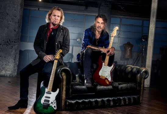 SMITH/KOTZEN debutan juntos con «Taking My Chances»