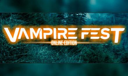 VAMPIRE FEST Online Edition agrega 5 bandas más a su cartel