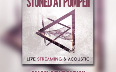 STONED AT POMPEII lanza nuevo EP: «Live Streaming & Acoustic»