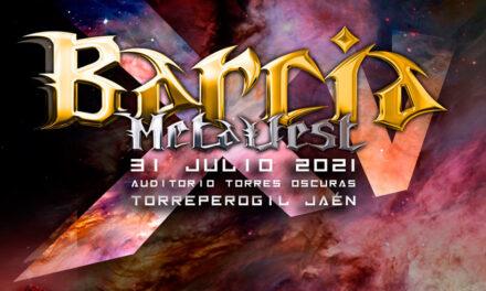 BARCIA METAL FEST re-confirma a SPHINX y DÉBLER para su XV edición