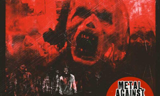 METAL AGAINST CORONAVIRUS presenta un nuevo single: «Braindead»