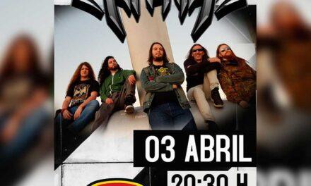 MORDHIDA actuará en la sala Rockville de Madrid el 3 de abril