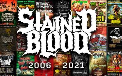 STAINED BLOOD comunica su disolución como banda