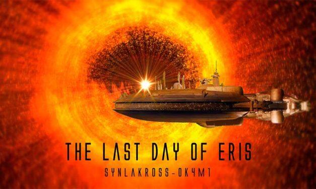 SYNLAKROSS estrena un nuevo single de título «The Last Days Of Eris»