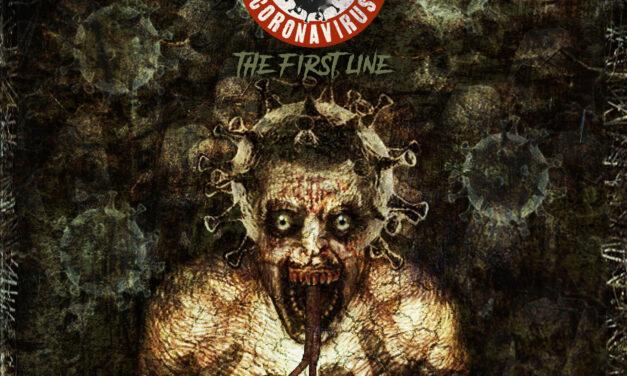 «The First Line», el nuevo single de METAL AGAINST CORONAVIRUS