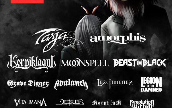 Z! LIVE ROCK FEST añade a BEAST IN BLACK para su edición de 2021