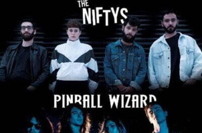 La gira conjunta de PINBALL WIZARD y THE NIFTYS empieza mañana