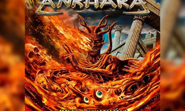 ANKHARA presenta el primer single de su nuevo disco «Premonición»