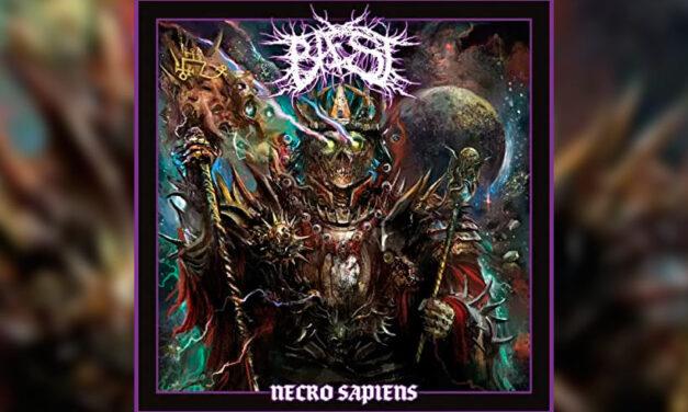 BAEST publica otro single de su nuevo disco «Necro Sapiens»
