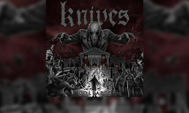 """Review: KNIVES y su nuevo álbum """"Collapse"""""""