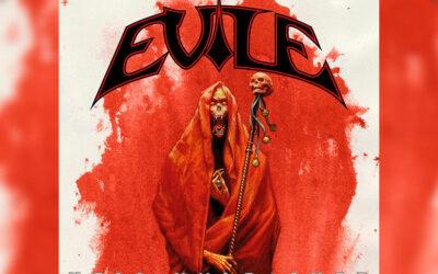 EVILE desvela detalles y primer single de su nuevo álbum, «Hell Unleashed»