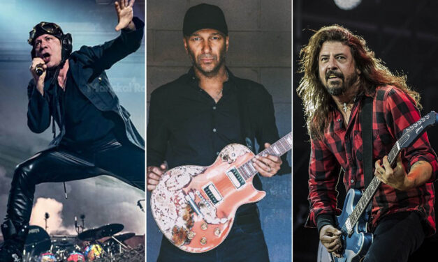 IRON MAIDEN, RAGE AGAINST THE MACHINE y FOO FIGHTERS, entre los nominados al Rock & Roll Hall of Fame