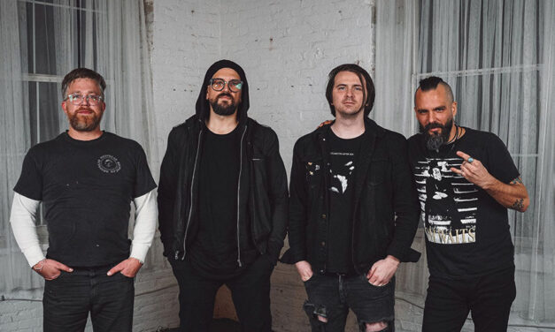 LEFT TO VANISH publica «Healthy» con Jesse Leach (Killswitch Engage)