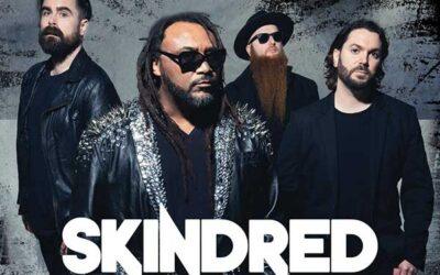 SKINDRED publica un tema inédito de su álbum «Roots Rock Riot»