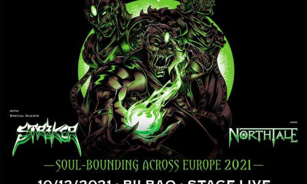 UNLEASH THE ARCHERS confirma gira por Europa con 3 fechas en España