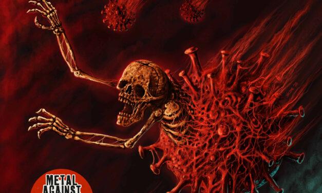 «Noise And Bile» es la nueva tormenta death de METAL AGAINST CORONAVIRUS