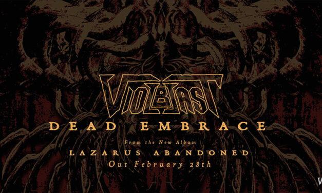 VIOLBLAST publica el segundo single de su nuevo disco