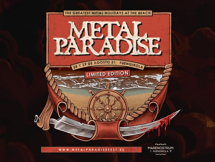 festival metal paradise