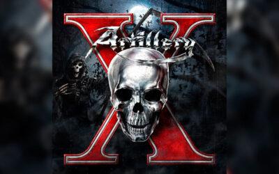 ARTILLERY publica el segundo single de su nuevo trabajo «X»