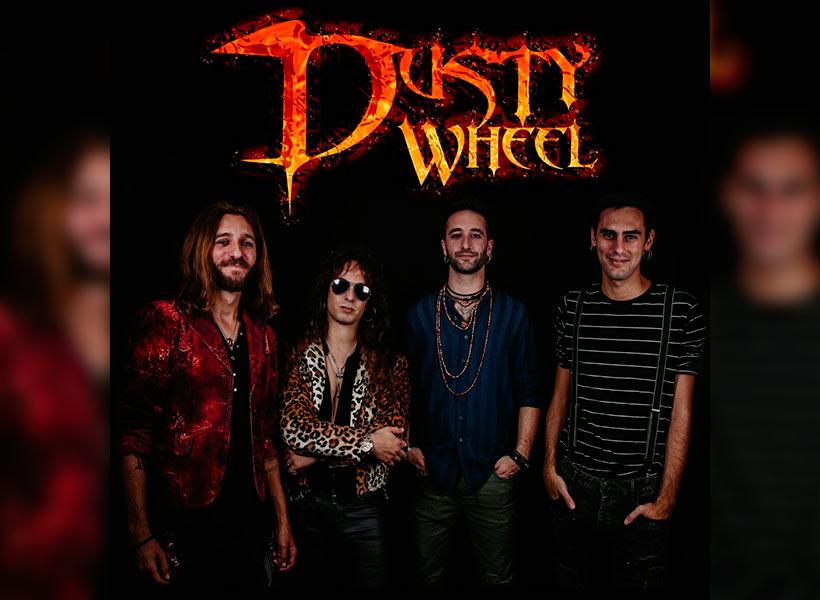dusty wheel band