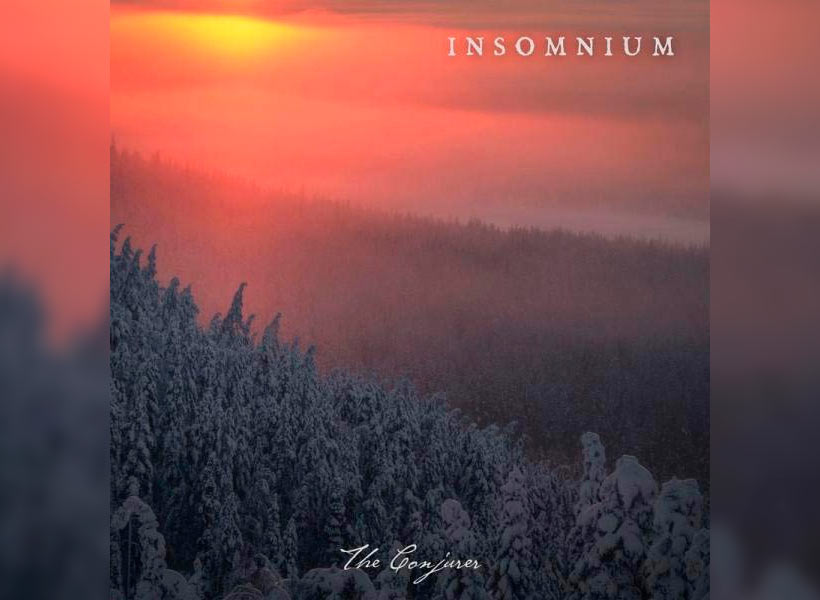 insomnium the conjurer cover