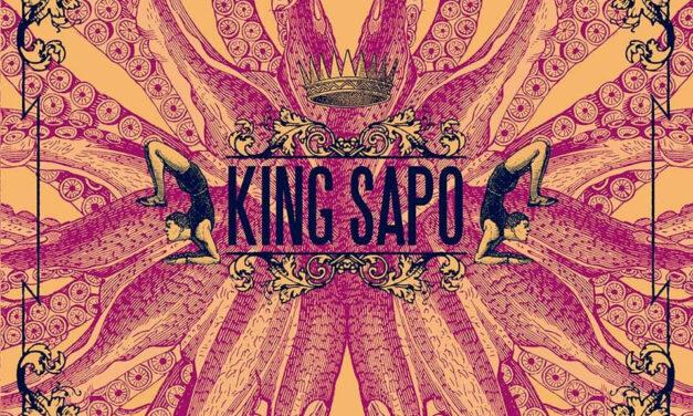 KING SAPO vuelve a la carga con «Lengua púrpura», que presentará en Madrid