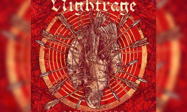 NIGHTRAGE desvela detalles y primer adelanto de su nuevo disco